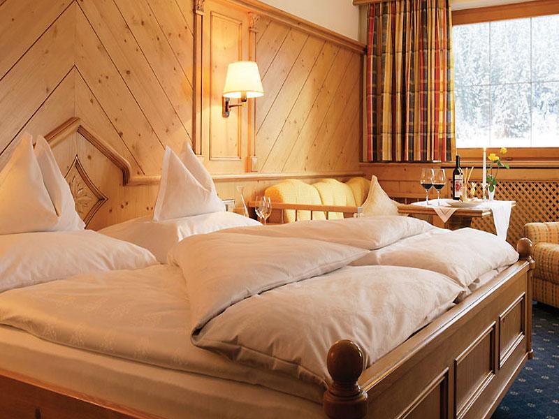Unterkünfte · Hotel Haus Homann